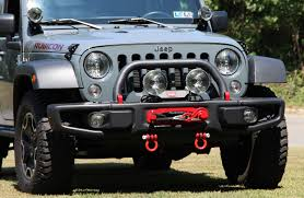 jeep winch bumper maximus 3 winch mount classic hoop install offroaders com