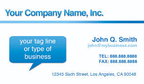 Free Business Card Templates For Word 2010 8 Best Photos Of Business Card Design Templates Free Business
