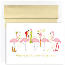 tropical christmas cards flamingos tropical christmas cards 816300