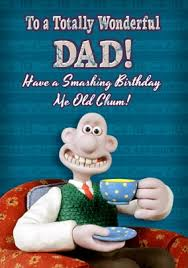 birthday cards wallace gromit funky pigeon