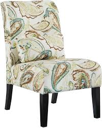 Armless Accent Chair Cheap Fabric Accent Chairs In Chicago