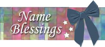 personalized pictures with names name blessings personalized names with meanings and bible verses