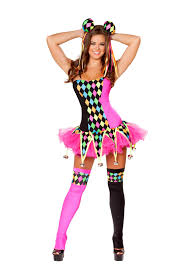 clown costumes lusty laughter women clown costume 94 99 the