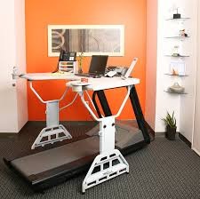 Orange Desk Accessories by Amazon Com Trekdesk Treadmill Desk Exercise Treadmills