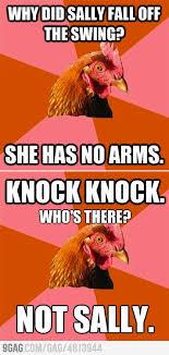 Anti Joke Chicken Meme - anti joke chicken meme tumblr