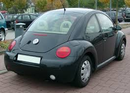 black volkswagen beetle black volkswagen beetle rear view car pictures images