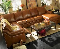 Reclining Leather Sectional Sofa The Charlotte Leather Sectional For The Home Pinterest