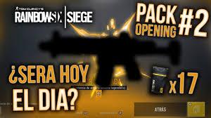 siege dia abriendo 17 alpha packs será hoy el día rainbow six siege