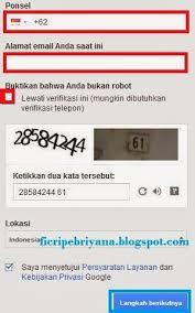 cara membuat akun gmail tanpa verifikasi nomor telepon 2015 cara membuat email gmail tanpa verifikasi nomor hp ami kurnia