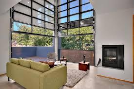 garage door garage doors phoenix glass az modern door opener