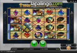thor s hammer best slots in online casino lapalingo