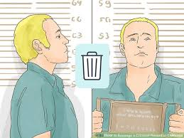 Expunge Criminal Record California How To Expunge A Criminal Record In California With Pictures