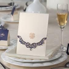Luxury Wedding Invitation Cards Online Buy Wholesale Modern Wedding Invitation From China Modern