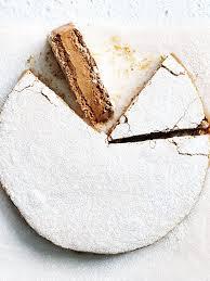 mocha meringue cake donna hay cake recipes pinterest