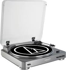 Under Cabinet Kitchen Tv Best Buy Audio Technica Stereo Turntable Silver At Lp60 Best Buy