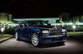 rolls royce 2016 diamond studded rolls royce phantom shines at dubai motor show