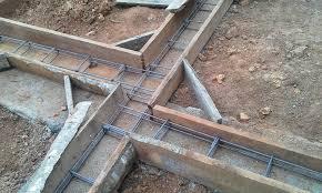 house foundation types crawl space kerala construction tips belt