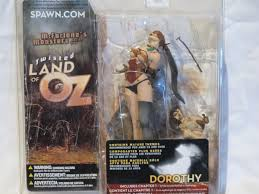twisted dorothy mcfarlane twisted land of oz set of 6