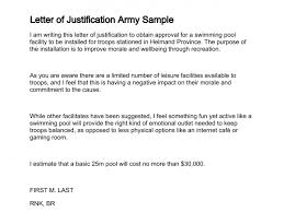 Confirmation Extension Letter Format letter of justification