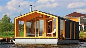 dubldom houseboat a modular floating cabin by dubldom small dubldom houseboat a modular floating cabin by dubldom small house design ideas