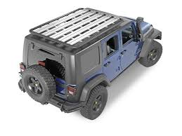 jeep wrangler unlimited aev 10307010aa roof rack for 07 17 jeep wrangler unlimited jk 4