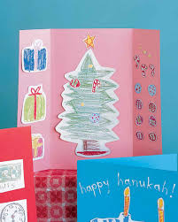 Christmas Card Craft Ideas Ks2 Christmas Card Crafts For Kids