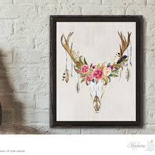 Antler Home Decor Best Rustic Antler Home Decor Products On Wanelo