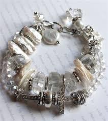 crystal cross bracelet images 371 best bracelet ideas images bead jewellery jpg