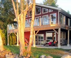 rental cottage miller lake cottage rental loon lodge home