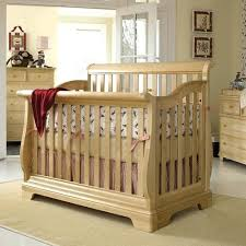 Convertible Sleigh Bed Crib Sleigh Baby Bed Mix And Match Built To Grow Convertible Sleigh