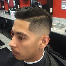 haircut done by cody low skinfade with a lineup yelp