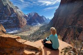 Zion National Park Thanksgiving Zion National Park California An Interview With Tour Guide A