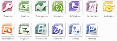 free office 2007 microsoft office 2007 icons u2013 free icons
