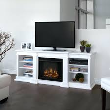 tv stand real flame fresno 72 tv stand with gel fireplace tv