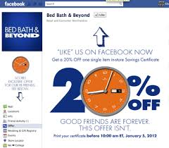 Coupon Bed Bath And Beyond 20 Off Bed Bath And Beyond 20 Off Printable Coupon July 2013
