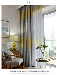 high quality american country style curtain floating window french