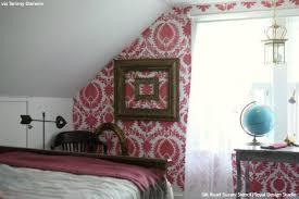 trendy designer interiors that use modern wall stencils royal