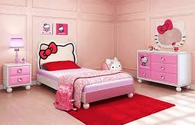 girls castle bed hello kitty bedroom idea for your cute little