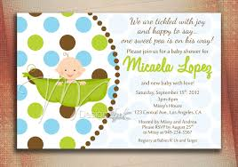 template baby shower invitation for boy