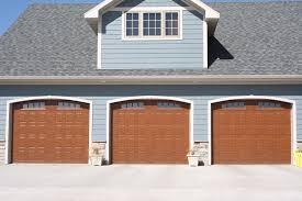 photo gallery quality garage door west fargo raised steel panel photo gallery quality garage door west fargo raised steel panel doors in rosewood color with wyndbridge