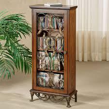 oak dvd storage with doors shelves glass uk shelf extraordinary