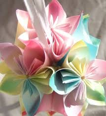 77 best kusudama flowers images on origami flowers