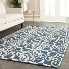 8 X 9 Area Rugs Safavieh Handmade Cambridge Moroccan Traditional Cross Pattern
