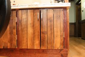reclaimed wood cabinet doors with door distressed wood cabinet