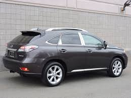 lexus rx 350 package prices used 2010 lexus rx 350 sl at auto house usa saugus