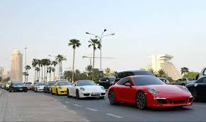 exotic cars lined up qatar car mania carmudi qatar journal
