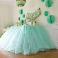 Tulle Wedding Decorations Blue Wedding Decorations Uk Tulle Table Skirts Blue Uk Marvelous