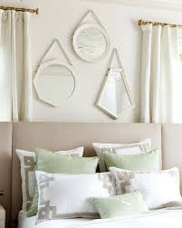 summer 2017 inspiration with suzanne kasler how to decorate suzanne kasler geometric mirrors set of 3 449 00