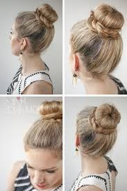 hairstyles with a hair donut 1000 images about ballet hair buns on pinterest ballet buns
