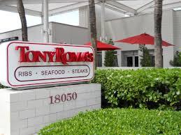 sunny isles beach florida tony roma u0027s restaurant tony roma u0027s